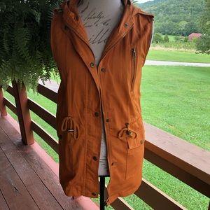 {Zenana Outfitters} Utility Vest